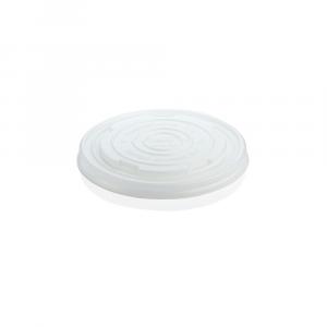 Coperchi per ciotole biodegradabili cibi caldi 350-650ml - D115