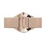 Orologio vintage con quadrante argentato