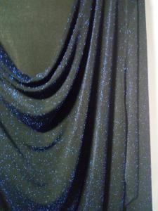 Maglia laminata calibrata elegante