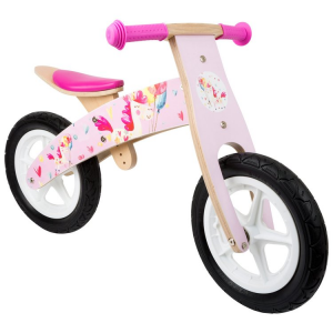 Biciclettina senza pedali rosa Unicorno