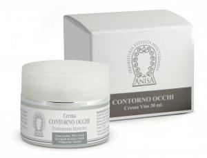 Eye Contour Cream - Anisa Professional Cosmetics - PARABEN FREE