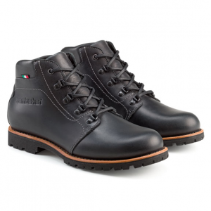 1133 VERBIER GW   -   Men's Goodyear Welt Lifestyle Boot   -   Black