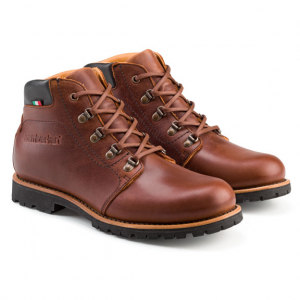 1133 VERBIER GW   -   Men's Goodyear Welt Lifestyle Boot   -   Saddle