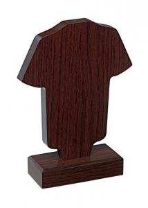 Ten Crest Scudo Legno Mogano MDF cod.EL35084 cm 10,2x1,5x15,2h by Varotto /& Co.