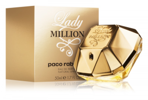 Profumo Lady Million Paco Rabanne