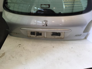 Portello posteriore usato originale Peugeot 206 1998> Berlina 3 porte