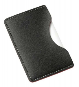 Porta carte di credito fermasoldi cm.10x6,5x1h