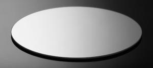 Specchio tondo da Tavola cm.0,2h diam.25