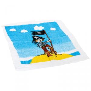 Asciugamano magico pirati espositore display 36 pezzi