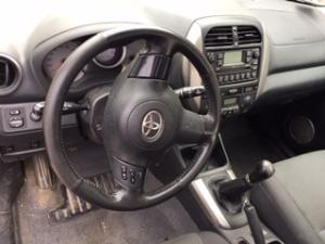 Ricambi usati Toyota RAV4 dal 2003 al 2005