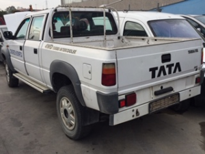 Ricambi usati Tata 2.2L TL dal 2007 al 2009
