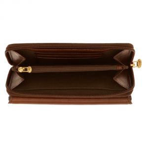 Woman wallet The Bridge Story Donna 01772601 14 Cuoio