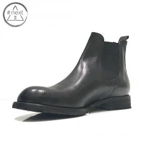 Minoronzoni 1953 - Chelsea Boot - nero