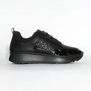 Sneaker nera Geox