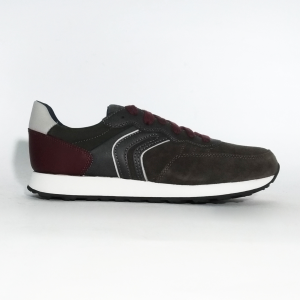 Sneaker mud/wine Geox