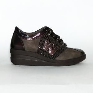 Sneaker piombo Melluso