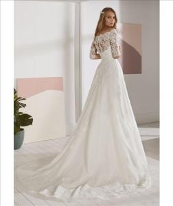 Abito sposa mod. OSSA linea WHITE ONE -PRONOVIAS