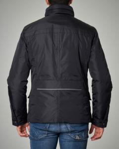 Field jacket nera