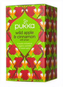 Pukka - wild apple tea