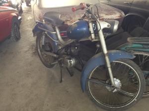 Itom Confort Moto