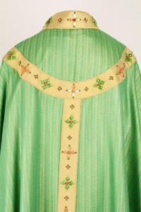 Casula CPD509Y Pietre Dure Verde - Lana Viscosa