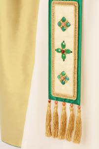 Casula CPD500 Pietre Dure Verde - Pura Seta