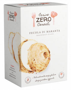 Maranta flour / Arrowroot Zerocereali - 500g