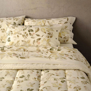 Set lenzuola matrimoniale 2 piazze Gabel in caldo cotone ARIA naturale