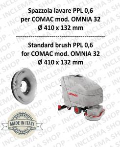 OMNIA 32 spazzola lavare PPL 0,6 per lavapavimenti COMAC