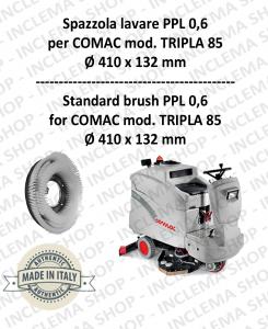 TRIPLA 85 spazzola lavare PPL 0,6 per lavapavimenti COMAC