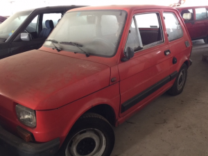 Fiat 126 Personal 650