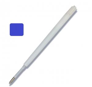 REFILL IN PLASTICA INCHIOSTRO BLU cm.10x0,5x0,5h