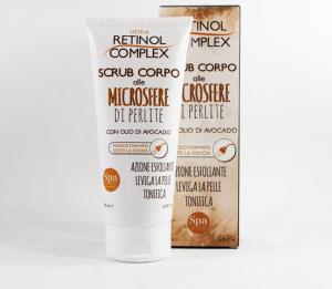 Retinol Complex Scrub Corpo