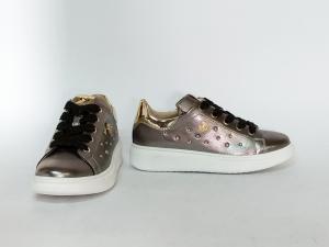 Sneaker platino Nero Giardini