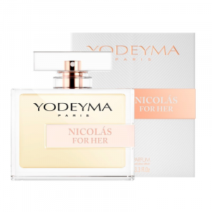 NICOLAS FOR HER Eau de Parfum 100 ml Profumo Donna