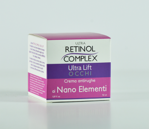 Crema Antirughe Occhi Retinol Complex