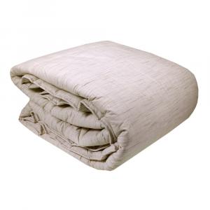 Trapunta invernale letto singolo GABEL double-face MERIDIANI lino
