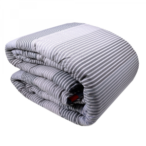 Trapunta invernale letto singolo GABEL double-face FLOS acciaio