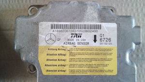 Kit air bag completo usato originale Mercedes-benz classe a serie dal 2004 al 2013