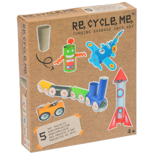 Rotoli di Carta Igienica Set Gioco Ecologico per Bambino Re-Cycle-Me