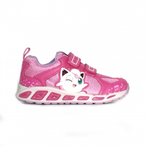 Sneaker rosa/fuxia Pokemon Geox