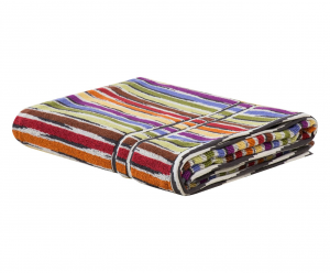 Missoni Home Telo Bagno 100 x 150 cm JEFF 156 multicolore