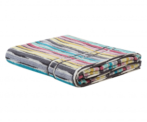 Missoni Home Telo Bagno 100 x 150 cm JEFF 170 multicolore
