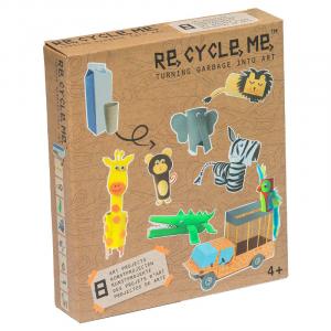 Alla scoperta dello Spazio Set Gioco Ecologico per Bambini Re-Cycle-Me