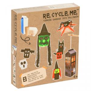 Halloween Set Gioco Ecologico per Bambini Re-Cycle-Me