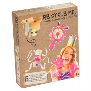 Costume da princessa Set Gioco Ecologico per Bambina Re-Cycle-Me