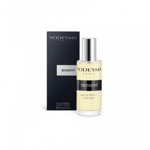 Yodeyma MOMENT Eau de Parfum 15 ml mini profumo uomo