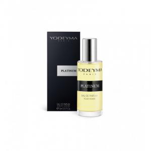 Yodeyma PLATINUM Eau de Parfum 15 ml mini profumo uomo