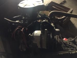 Motore Renault 4