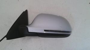 Specchietto retrovisore esterno sinistro sx usato originale Audi Q3 serie dal 2011 al 2015